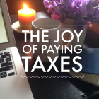 The Joy of Paying Taxes