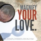 Why Focus on One? The 30 Day Love Explosion